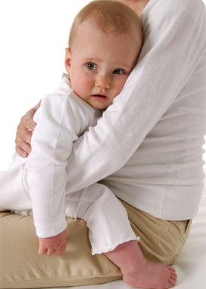 Los cólicos de los bebés