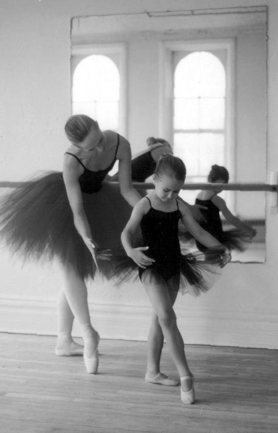 Mother Daughter Ballet Dance