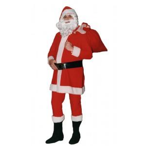 C mo crear un traje de pap noel ole beb - Trajes de papa noel para ninos ...