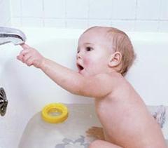 higiene en niños