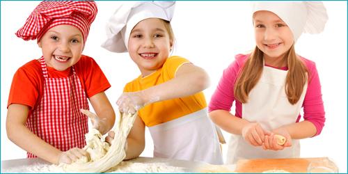 Cursos de cocina para ni os aprender desde peque o el for Taller cocina ninos
